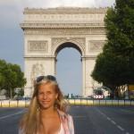 Frans in Parijs