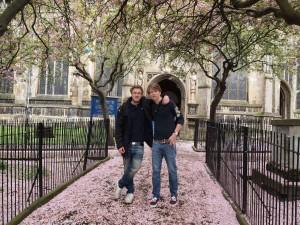 Rutger Boom Cambridge