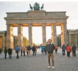 Brend Plantinga - Berlijn